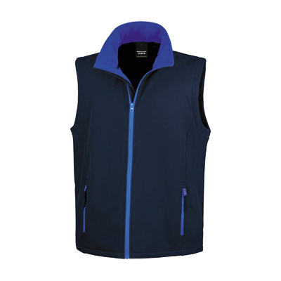 RESULT CORE Printable softshell bodywarmer