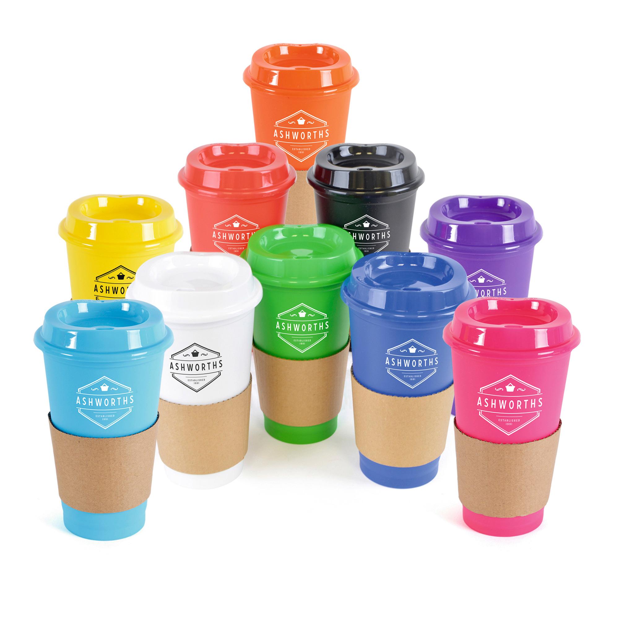 CafÉ Take Out Mug