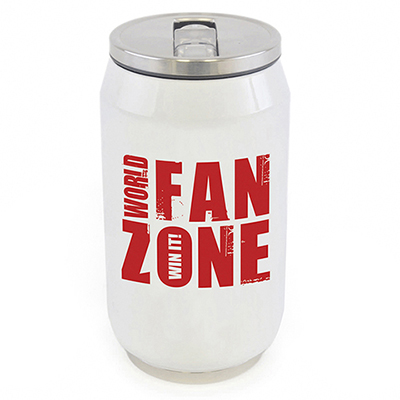 Metal Can Cup