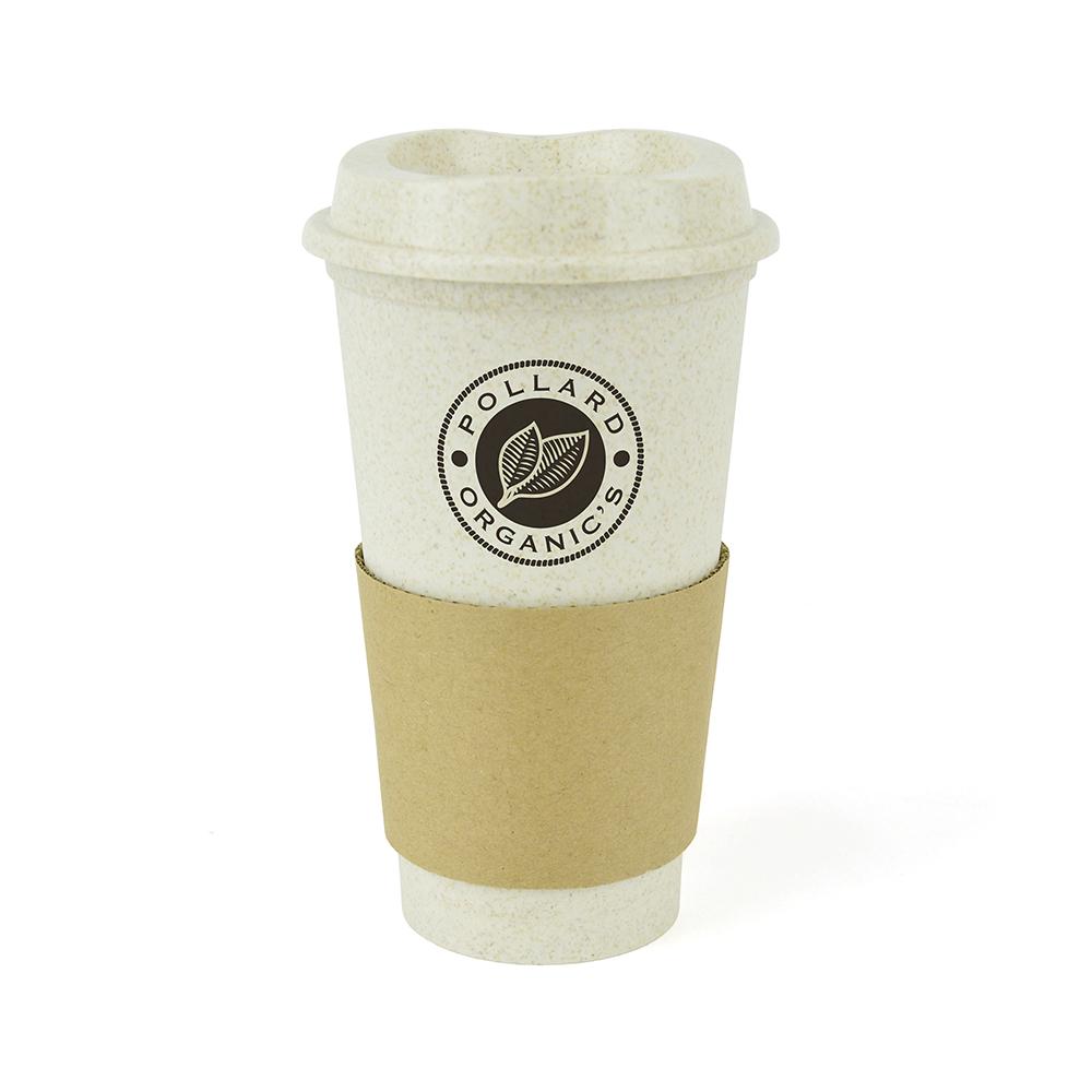 Bamboo CafÉ Take Out Mug