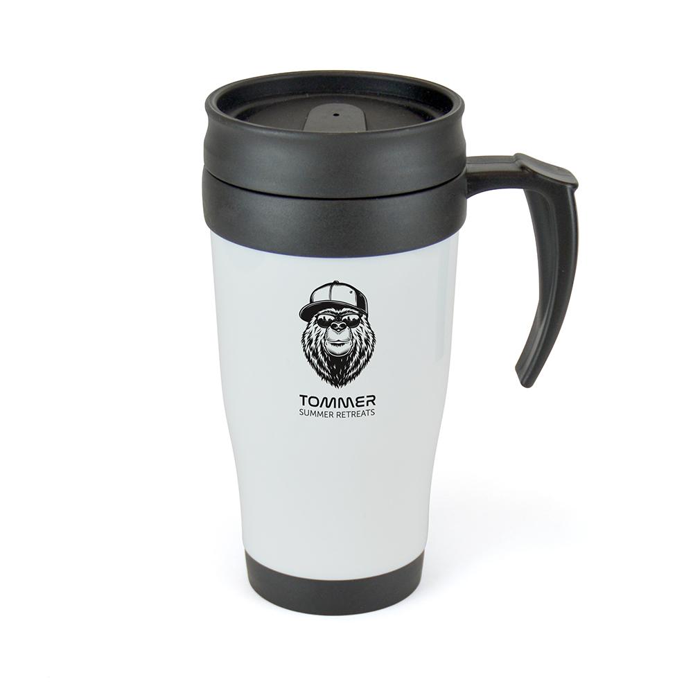 Anti Bac Polo Plus Travel Mug