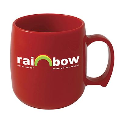 Classic Plastic Mug