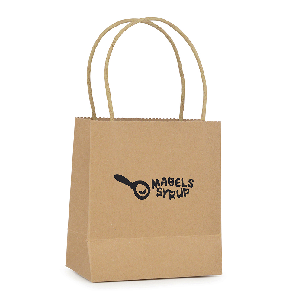 Brunswick Natural Small Paper Bag