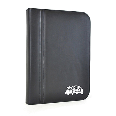 Pickering Ring bound folder