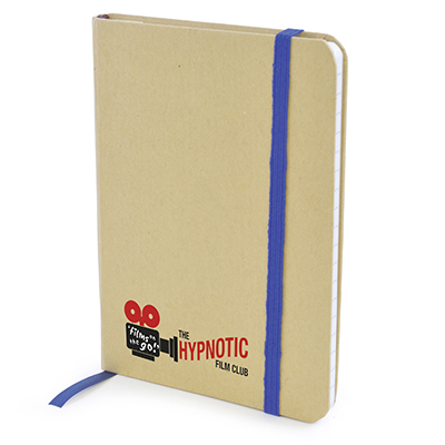 A6 NATURAL NOTEBOOK