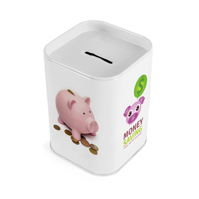 MONEY BOX TIN