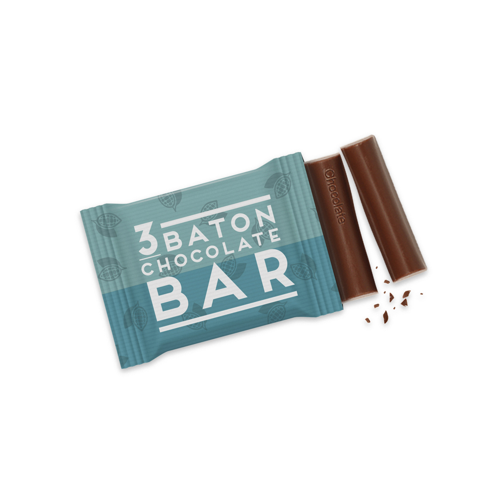 3 BARON CHOCOLATE BAR
