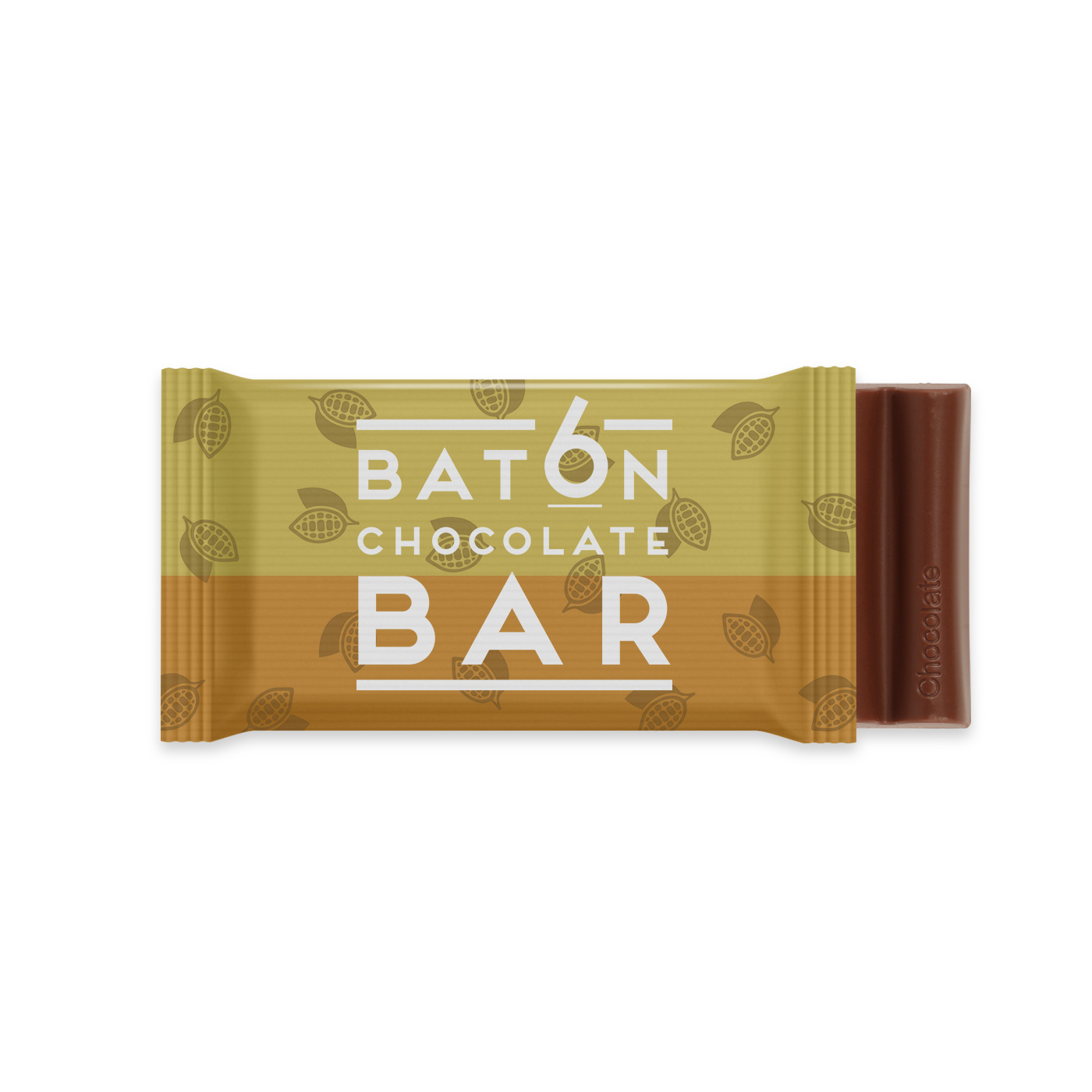 6 BATON CHOCOLATE BAR