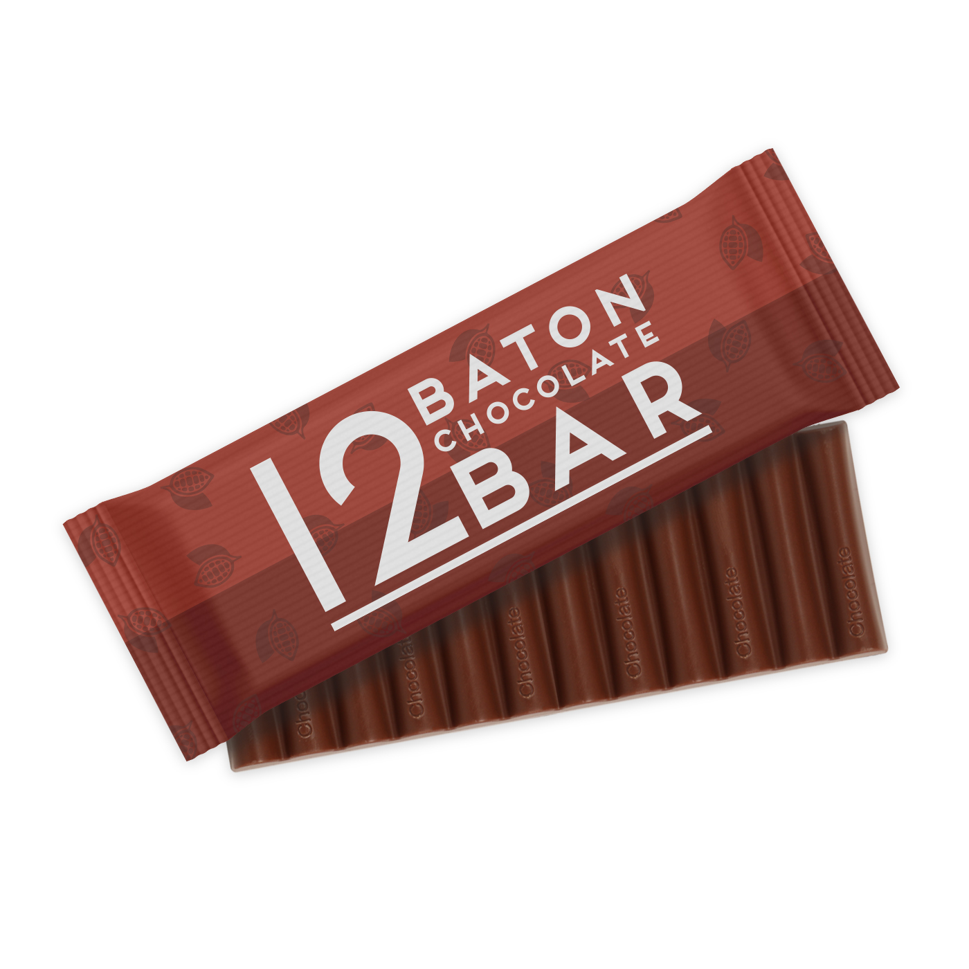 12 BATON CHOCLATE BAR
