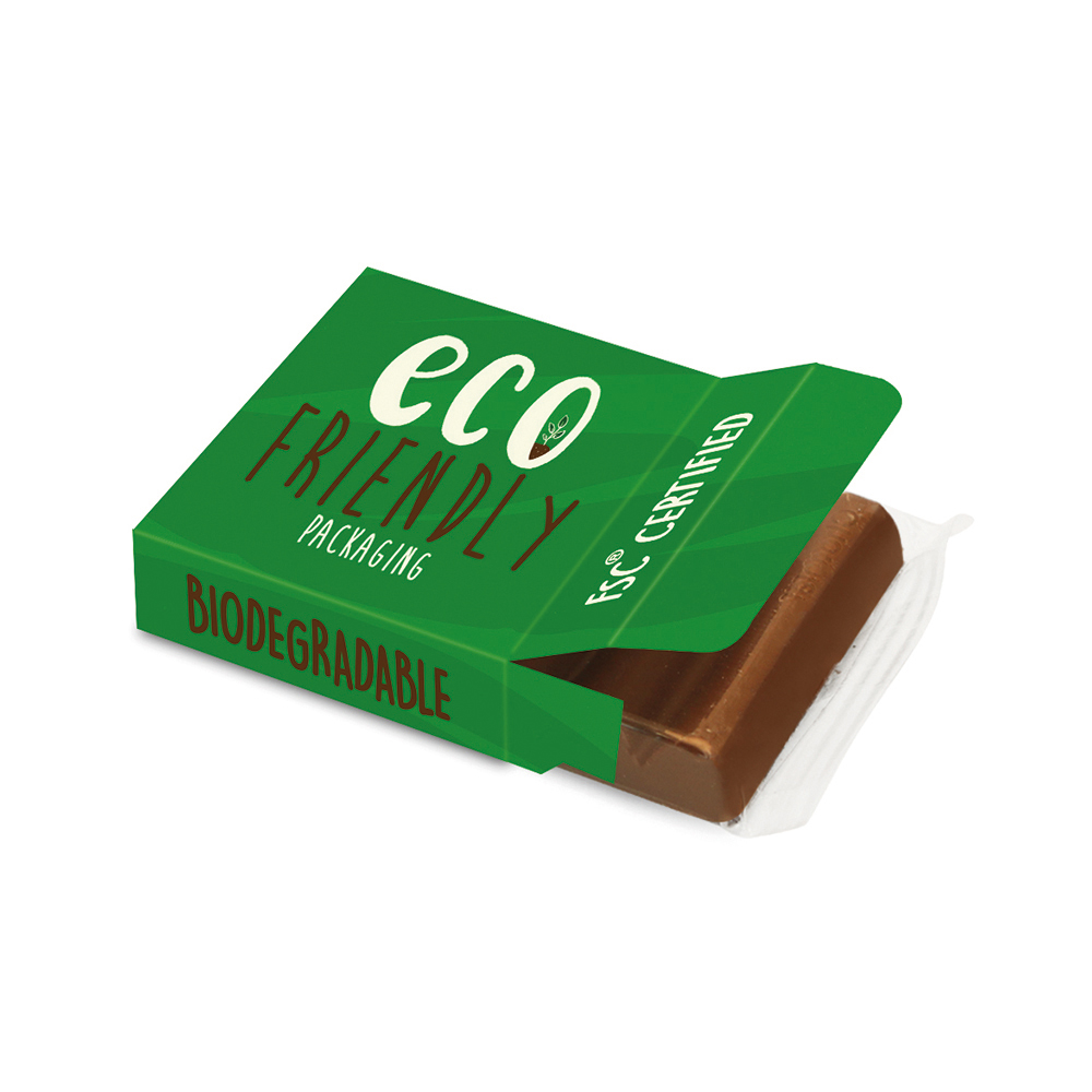 3 Baton Milk Bar In Eco Box