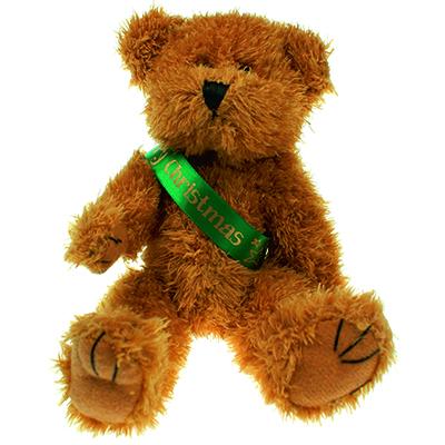 20cm Sparkie Sash Bear