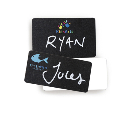 BLACKBOARD NAME BADGE