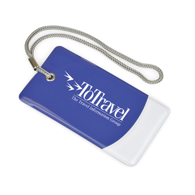 CROMWELL LUGGAGE TAG